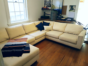 L SHAPED LOUNGE/ COUCH Randwick Eastern Suburbs Preview