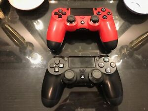 PS4 Controllers - 10/10 Condition