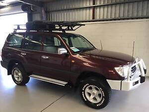 1999 Toyota LandCruiser GXL (LOTS OF EXTRAS) Belmont Belmont Area Preview