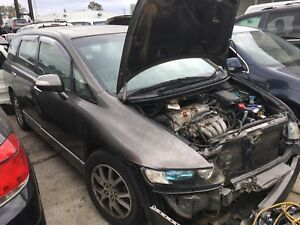 Honda Odyssey 08 Coopers Plains Brisbane South West Preview