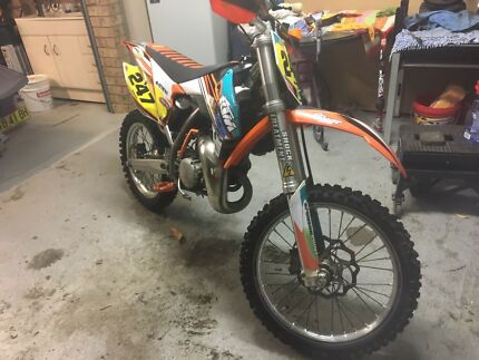 Ktm 85 sx 2013 for sale East Hills Bankstown Area Preview