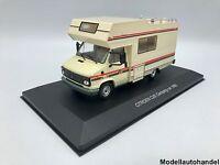 1//43 Ixo MERCEDES UNIMOG S 404 114 camper camping car 54