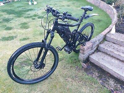 Electric bike bafang BBSHD 1500W Electric E Bike ebike Vodoo Kanzo