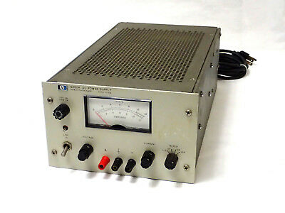 Keysight Agilent Hp 6282a Power Supply 12v 12amps Tested And Working