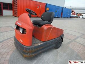 Linde P60Z Electric Tow Truck Tractor 6000KG