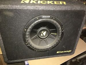 Kicker comp ute subwoofer Devon Meadows Casey Area Preview