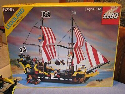 LEGO Pirates 6285 Black Seas Barracuda Vintage 1989