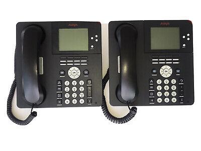 Avaya 9650 - Voip Digital Ip Business Office Desk Phone - Handset Stand