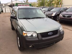 2006 Ford Escape XLT V6 4WD SUV