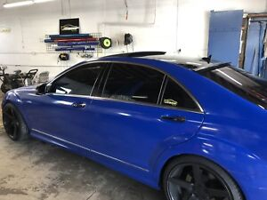 Professional Vehicle Wraps, Tinting & Detailing Services