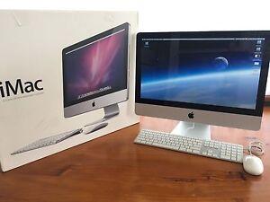 iMac 21' **2x SSD Raid 0** + 1Tb HD, Fast QuadCore i5 & 12gig Ram Brighton-le-sands Rockdale Area Preview
