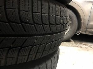 Michelin x ice 3 winter tires
