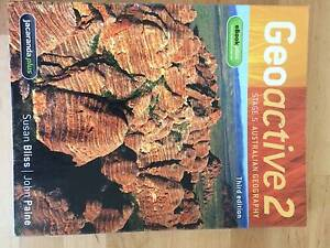 Geoactive 2 Stage 5 3rd Edition Collaroy Manly Area Preview
