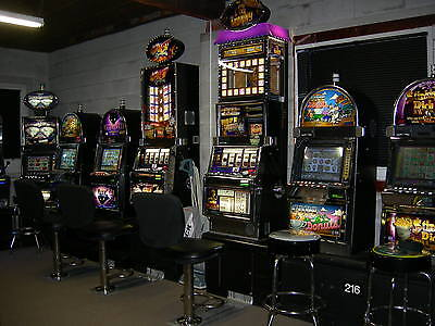 Game Time Garage slotmachine Games