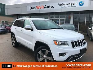 2016 Jeep Grand Cherokee Limited UNDER 9,200 KM!!!