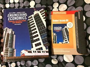 Engineering Economics Financial Decision Making for Engineers 5E