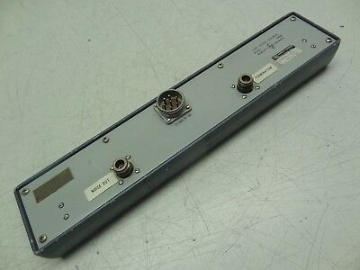 Hp Hewlett Packard Agilent Model 349a Uhf Noise Source