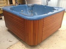 LANARK PORTABLE 5-6 SEATER SPA Doubleview Stirling Area Preview