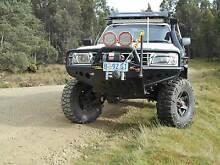 2006 Nissan Patrol Ute New Norfolk Derwent Valley Preview