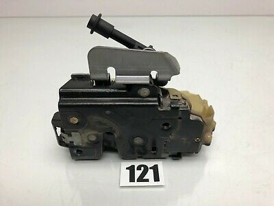 98-04 Audi A6 C5 FRONT LEFT DRIVER DOOR LOCK ACTUATOR LATCH OEM