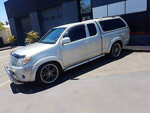 2006 Toyota Hilux Ute Mount Hawthorn Vincent Area Preview