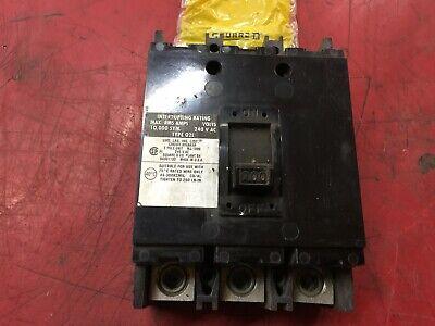 New No Box Square D 200amp 3pole 240vac Breaker Mj-1999