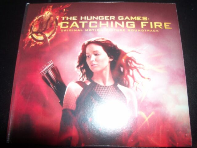 Hunger Games Catching Fire Soundtrack Digipak CD – New