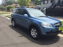 2007 Holden Captiva Wagon Mount Pritchard Fairfield Area Preview