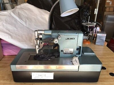 Juki Industrial Buttonhole Machine Mbh-180