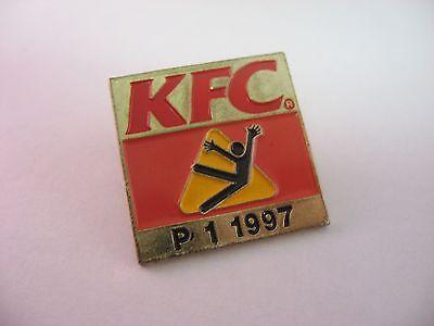 Lapel Hat Pin: KFC P1 1997 Slipping & Falling Man