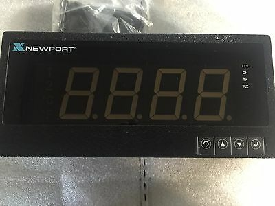 Newport Electronics Ild24-einfs Multifunction Meter New