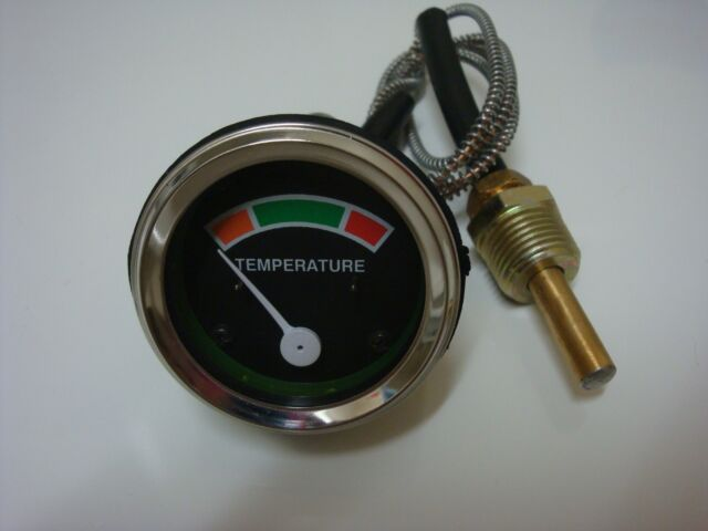 Temperature Gauge Fits John Deere JD Tractors 301