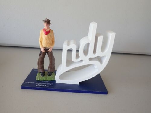 I Am Indy - Visit Indy & The Indianapolis Cultural Trail Mini Replica #16 of 25