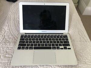 """11.6"""" Apple MacBook Air laptop"""
