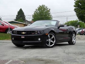 2011 Chevrolet Camaro 2LT RS + MAGS 20 + CUIR + HEAD UP + WOW!
