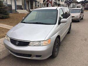 Honda oddesy 2001