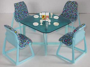 Vintage 1970 039 s 039 80s barbie dream house furniture for Retro 80s furniture