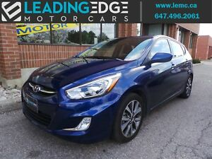 2017 Hyundai Accent SE sunroof, alloys