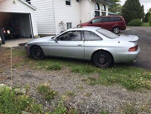 1996 Lexus SC400