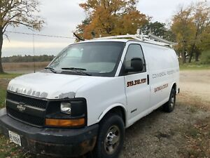 2005 GMC 2500 Work Van
