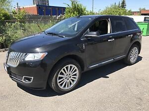 2013 Lincoln MKX AWD LOADED SUV, Crossover