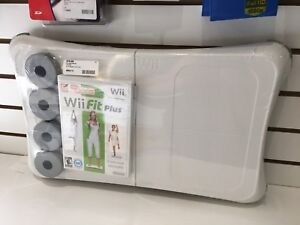 Wii Fit Plus Game & Board
