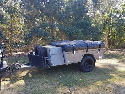 Outback Campers Walkabout offroad camper trailer