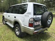 1998 Toyota Prado GXL Automatic Gilston Gold Coast West Preview