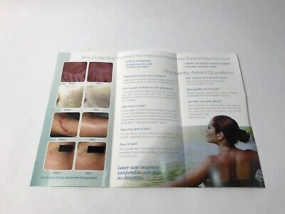 Palomar Starlux Icon Ipl Permanent Hair Reduction Patient Brochures 25pack