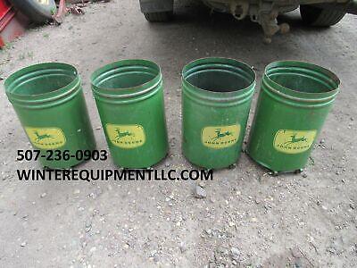 John Deere 71 Planter Seed Box Can W Sugar Beet Bottom Jd Ground Drive