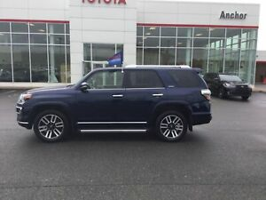 2016 Toyota 4Runner LIMITED; LOADED WITH OPTIONS; P/ROOF; P;S...