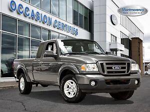 2010 Ford Ranger XL 4 PORTES+MANUELLE