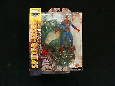 Spider-Man Action Figure Marvel Diamond Select ASM Amazing Spider-Man #98 for sale  Shipping to India