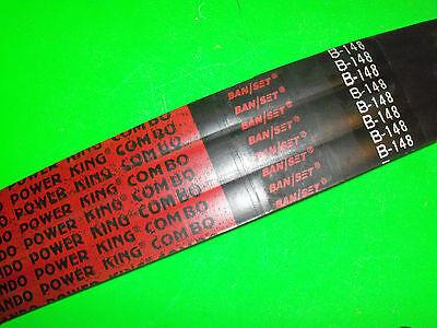 New Bando Power King 4 Grove Ag Belt B148 Free Shipping